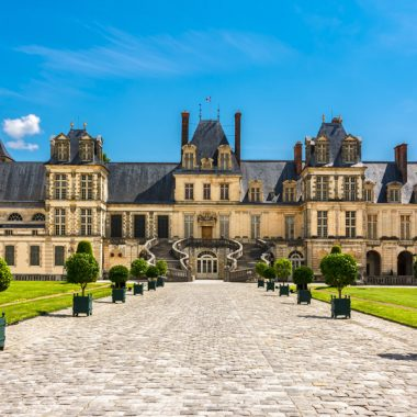 Visite guidée Fontainebleau