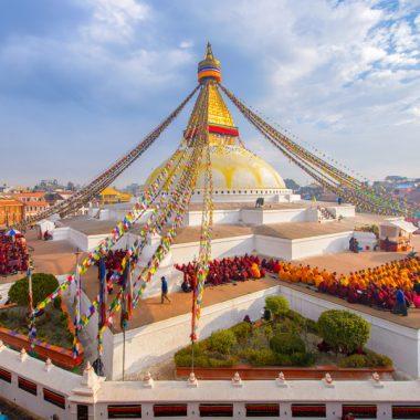 Visite guidée privée Katmandou