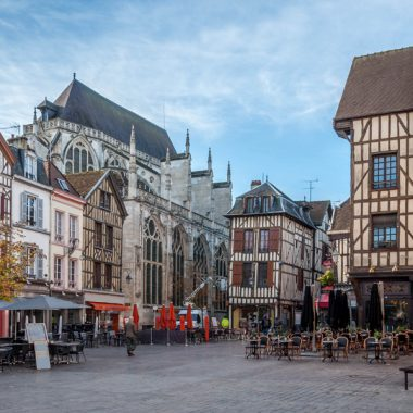 Visiter Troyes