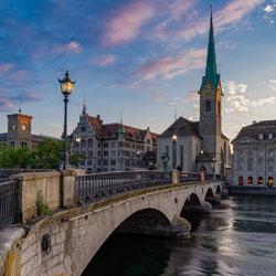 Visiter Zurich