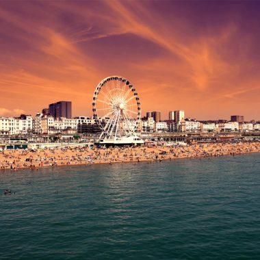 Guide francophone Brighton