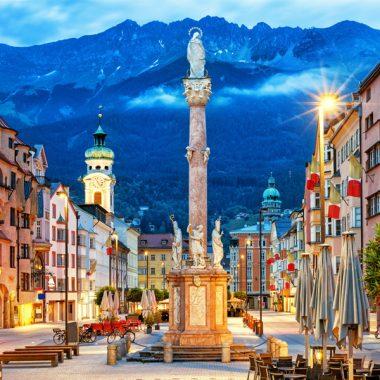 Visiter Innsbruck