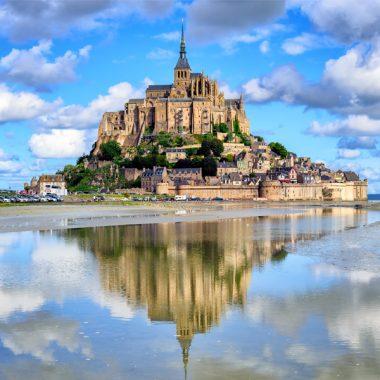 Visiter Le mont saint michel