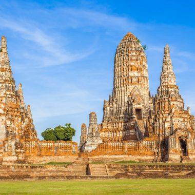 Visiter Ayutthaya