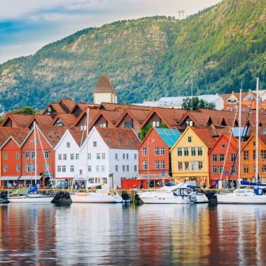 Visite guidée privée Bergen
