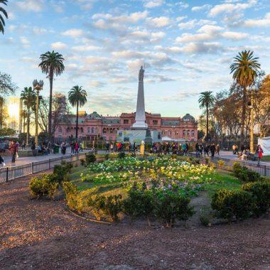 Visite guidée privée Buenos Aires