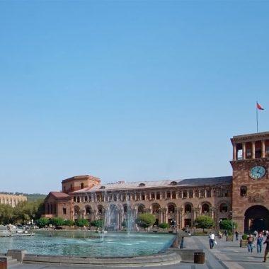 Visiter Erevan