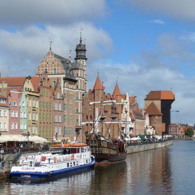 Visiter Gdansk