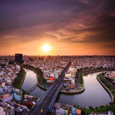Visiter Hô Chi Minh ville