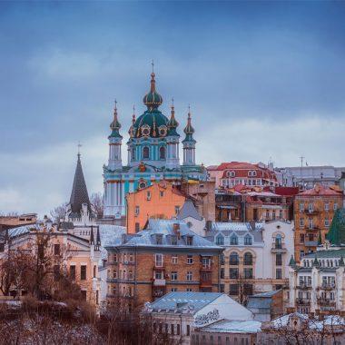 Visiter Kiev