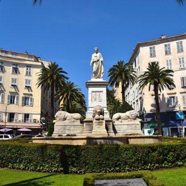 Visiter Ajaccio