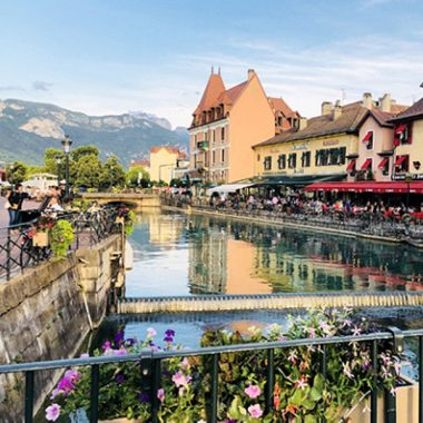 Guide francophone Annecy