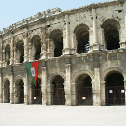 Visiter Nîmes