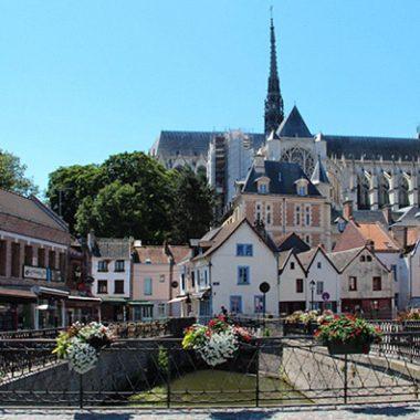 Visite guidée Amiens