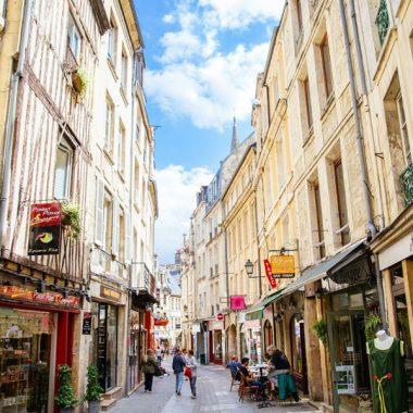 Visiter Caen